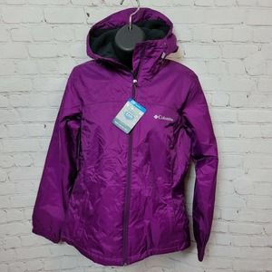 Columbia Switchback Sherpa Lined Hooded Jacket NWT